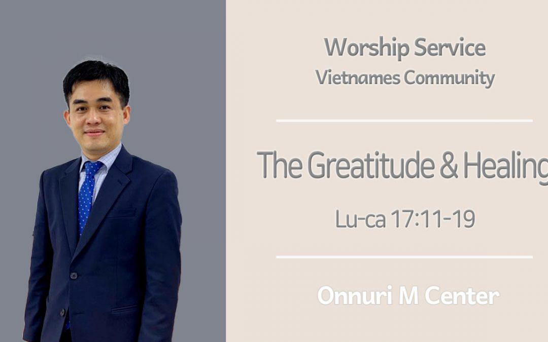 베트남어 설교 -2020.05.03